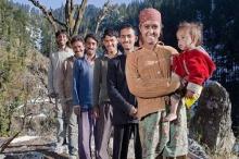 อึ้ง!หญิงอินเดียมีสามี5คนที่เป็นพี่น้องกัน