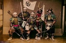เปิดภาพสุดหายากซามูไรก่อนสิ้นยุค บุรุษชนชั้นนักรบผู้ตายไปกับกาลเวลา