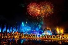 ลอยกระทงสุโขทัยติด1ใน10เทศกาลโลก