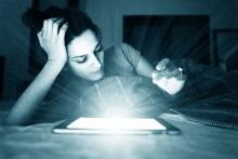 อย่าใช้ Tablet ก่อนนอน