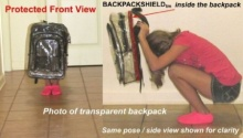มะกันดี้ด้า! แห่ซื้อกระเป๋าเป้เด็กนักเรียนกันกระสุนช่วยป้องกันถูกยิงตาย(