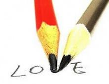 ความรัก เปรียบเสมือนอะไร....?