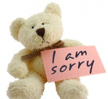 ทำไมผู้ชายพูด ขอโทษ ไม่เป็น