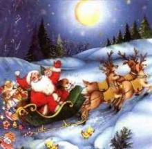 กวางเรนเดียร์ของซานต้าเป็นตัวเมีย