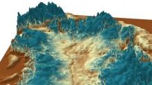 นาซาพบหุบเขายักษ์ซ่อนตัวใต้แผ่นน้ำแข็งกรีนแลนด์ ทอดตัวยาวกว่า 750 กม.