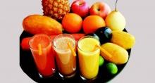 น้ำผลไม้ ดื่มแบบกาก ๆ ได้ประโยชน์
