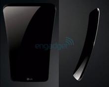 LG G-Flex อีกหนึ่งมือถือจอโค้งงอ