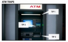 3 วิธีตรวจสอบและป้องกัน พวกขโมยข้อมูลทางตู้ ATM