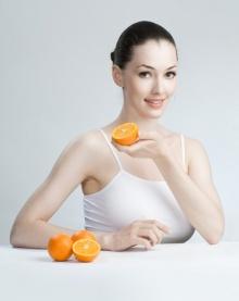โคลนมาส์กหน้าสูตรส้ม สู้สิวเพื่อหน้าใส