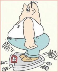 คนไทยอ้วนมากไปแล้ว