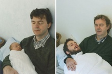 """ภาพถ่ายสไตล์ Before and After ที่จะทำให้คุณ """"คิดถึงครอบครัว"""""""
