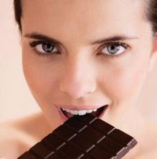 ช็อคโกแลต ใครว่าอ้วน!!
