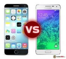 เทียบสเปค iPhone 6 vs Samsung Galaxy Alpha แบบไหน?เหมาะกับคุณ