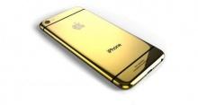 หรูเริ่ด! ไอโฟน 6 เคลือบทองคำแท้เปิดสั่งจองแล้ว
