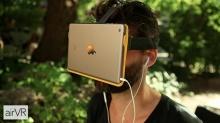 ยลโฉม AirVR แว่นเปลี่ยน iPad mini สู่โลกเสมือนจริง(ชมคลิป)