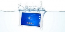 Sony Xperia Z3 แท็บเล็ตกันน้ำ บางเฉียบ จากโซนี่