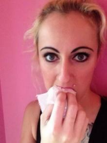 อึ้ง!! แม่ชาวอังกฤษชื่นชอบการกิน กระดาษชำระ ในห้องน้ำเป็นชีวิตจิตใจ