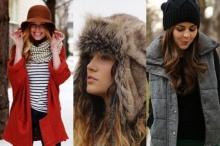 หมวกสวย 3 สไตล์ ที่จะทำให้คุณใส่เก๋ๆ ได้ในหนาวนี้