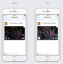 Facebook เตรียมทำระบบปรับรูปอัตโนมัติก่อนโพส ไม่ต้องแต่งรูปก่อน!!!