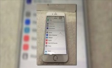 Apple งานเข้า!! iPhone 6 จอแตก หลังชาร์จแบตทิ้งเอาไว้