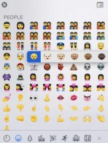 Apple เพิ่ม Emoji ลายใหม่ พร้อมเพิ่มเฉดสีผิวให้เลือกได้