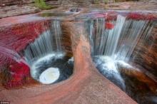 ชมภาพของแม่น้ำหลากสีสุดมหัศจรรย์ที่คุณจะต้องไม่เคยได้ยินชื่อมาก่อนแน่ๆ!!