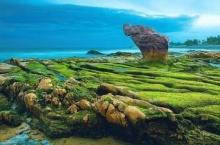 ไปดู Biển Cổ Thạch หินประหลาดที่เมืองฟานเที้ยต