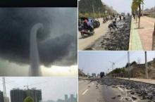 ยันแล้วไม่จริง! กรณีวันนี้พายุงวงช้างพัดเอาปลาดุกขึ้นมาเต็มถนน ที่แท้เป็นแบบนี้