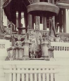 เคยเห็นกันมั้ย!! ภาพประวัติศาสตร์ไทยเมื่อ 100 กว่าปีก่อน