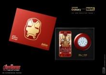 มาแล้ว Samsung Galaxy S6 Edge Iron Man Limited Edition มันมีอยู่จริง!!