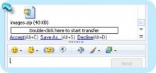เตือนขาแชททั้งหลาย ระวังไวรัส MSN
