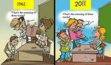 ความแตกต่างระหว่างคนในสมัยนี้กับคนสมัยก่อน ที่คุณเห็นแล้วต้องคิดตาม