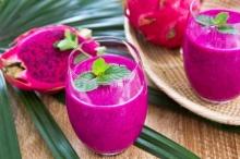 น้ำแก้วมังกร..ช่วยลดน้ำหนักแถมต้านสารพัดโรค!