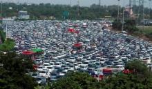 นี่มันคือภาพรถติด อัน มโหราร บานตระไท ที่สุดแห่งโลกใบนี้...