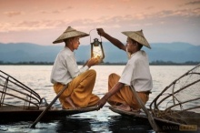 ชมผลงานภาพสุดเท่ชวนเที่ยวพม่า ดินแดนแห่งทองคำ