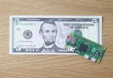 Raspberry Pi ออกเมนบอร์ดขนาดจิ๋วใหม่รุ่น Zero เล็กกว่าเดิมในราคาเพียง 5$ !