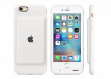 Apple วางจำหน่ายเคสแบตเตอรี่ เสริมพลังแบตเตอรี่ให้ iPhone