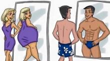 ความแตกต่าง หญิง VS ชาย ที่ดูแล้วเออโคตรจริงอ่ะ!!