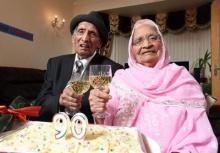 รักนิรันดร์! คู่รักที่ใช้ชีวิตร่วมกันมานานที่สุดในโลก