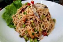 แชร์สูตร'ยำขนมจีนปลาทู' เมนูยั่วน้ำลายสุดแซ่บ