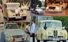 ไขข้อสงสัย! ทำไมถึงต้องเป็น สีครีม รถยนต์พระที่นั่งของพระมหากษัตริย์และพระบรมวงศานุวงศ์ไทย