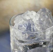 น้ำแข็งแก้ปวดได้