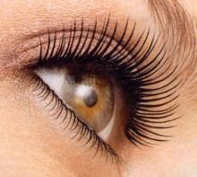 ขนตาสวยน่าอิจฉา...