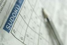 ลับสมองไปกับ Sudoku