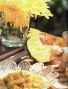 ฟักทองต้มน้ำผึ้ง