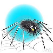 นิทานให้แง่คิด(หลายตลบ) : แมงมุม