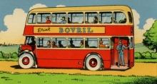 ภาพปริศนา : รถเมล์