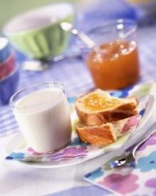 อาหารเช้าต้านโรค