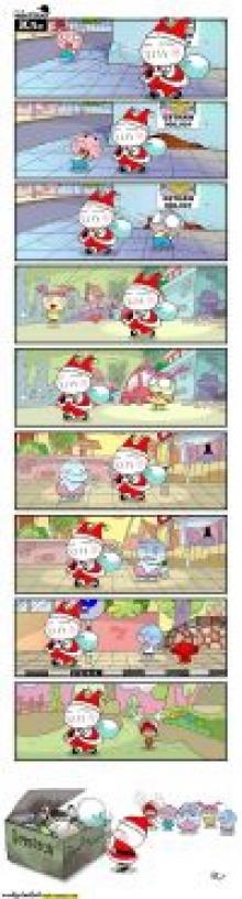ขำๆ-ซานต้าชาลี