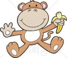 ขำขัน : ลิง กับ ถั่ว